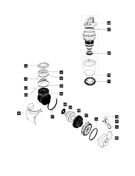 dyson dc14 exploded drawings diagrams schematic