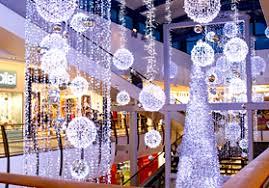 festive lighting. festive lighting install