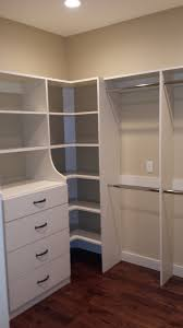 Walk In Closet Pinterest Large Drawer Unit With Corner Shelving Bedroom Closet