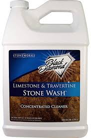 black diamond stoneworks limestone and travertine floor cleaner natural stone marble slate
