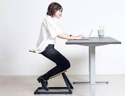 ergonomic desk chair kneeling furniture re
