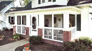 diy enclosed porch patio ideas plans screen room kits building an inexpensive enclosed porch ideas