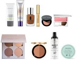 makeup essentials face