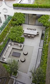 backyard landscape design. 16 Inspirational Backyard Landscape Designs As Seen From Above // This Space Is More A Design