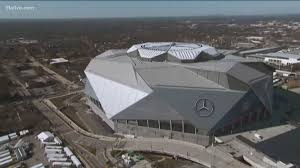 Convenient to the dome, but not a good location other than that. Atlanta Falcons Must Allow Guns In Mercedes Benz Stadium Group 11alive Com