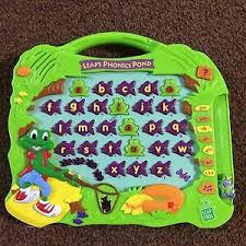 Is this the same in your language? Leap Frogs Leap Phonic Pond Works Teaching Learning Children School Ebay