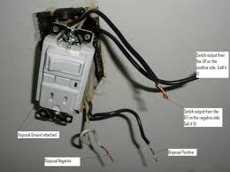 problems installing gfci outlet switch please help electrical problems installing gfci outlet switch please help
