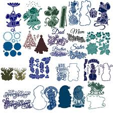 <b>Twinkle Diamond Ring Metal</b> Cutting Dies Stencil For Scrapbooking ...