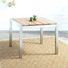 square outdoor table square teak outdoor dining table whitewash 48 square outdoor table cover