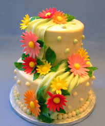 Happy Birthday Wishes With Cake N Flowers Flowers Healthy