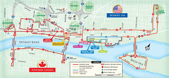 Detroit Marathon 2019 Everything You Need To Know About The
