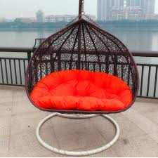 garden swing rattan hanging egg chair for two person swing rattan egg chair rattan hanging egg chair garden swing chair on alibaba com