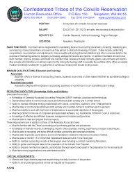 accountant resume cv junior accountant resume samples