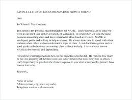 Free Reference Letter Immigration For Family Sample Personal