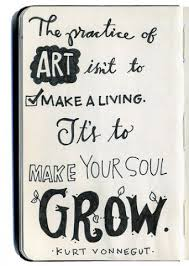 Inspirational Art Quotes Stunning Pin By Kim Laity On Ideas For Paintings The Practice Of Art Isn't