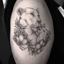 lioness and cubs tattoo. Brilliant Cubs 500 AM  16 Jun 2018 And Lioness Cubs Tattoo