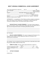 Commercial Lease Agreement In Word Commercial Lease Agreement Free Download Complete Guide Example 21