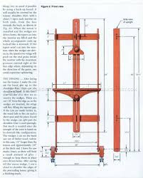 Easel Design Plans 992 Artist Easel Plans Other Woodworking Plans And