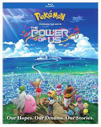 Pokemon the Movie: The Power of Us (BD) [Blu-ray]: Amazon.de: DVD & Blu-ray