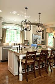 pendant lighting lantern style with kitchen vintage lights for and 9 chandelier simple stunning brown wooden bar stools gray curtains on 1280x1920