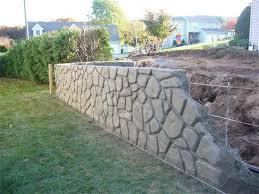 superior retaining wall ideas decorative concrete walls 1000 images about