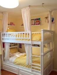 22 Best bunk bed canopies images | Blinds, Bunk bed canopies, Four ...