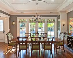 Inspired Blinds For French Doors method San Francisco Traditional Dining  Room Remodeling ideas with accent ceiling chandelier ...