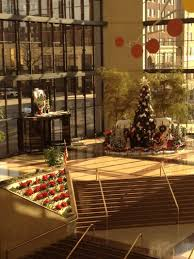 christmas decorations ideas for office. Office Lobby Christmas Decorating Ideas Bank Of America Building Decorations For