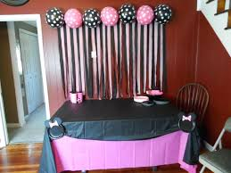 minnie mouse home decor thnk ll swtch minnie mouse diy party decorations