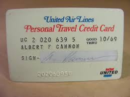 27 For Sale 2018 Vtg 1969 United Air Lines Personal Travel Credit