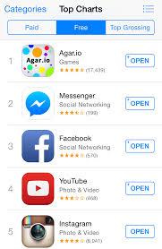 Agar Io Tops App Store Charts