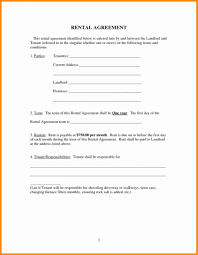 Printable Rental Agreement Template Template Rental Agreement Template Free Printable