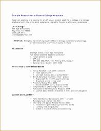 Intern Resume Sample Elegant Mft Internship Resume Examples
