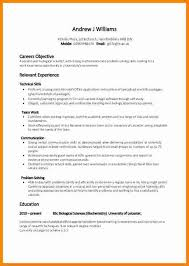 Skills Based Resume Examples Best Of 24 Cv Outline For Students Theorynpractice