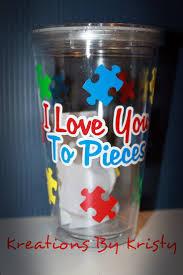 I Love You Crafts Best 25 Autism Awareness Crafts Ideas On Pinterest Autism Art