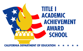 Achievement Awards For Elementary Students Title I Achievement School Recognition Valle Lindo School District