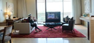 equarius hotela deluxe room. [SINGAPORE] Equarius Hotel, Resorts World Sentosa | Myfunfoodiary.com Hotela Deluxe Room