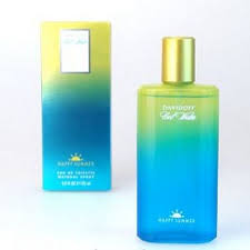 <b>DAVIDOFF COOL WATER HAPPY</b> SUMMER M EDT 4.2 OZ SP ...