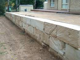 full image for garden retaining wall blocks landscaping retaining wall blocks diamond cut sandstone plastic retaining temporary retaining wall
