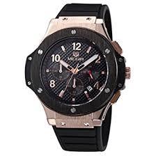 voeons men s luxury chronograph watch waterproof luminous army voeons men s luxury chronograph watch waterproof luminous army sports wristwatch rose gold black