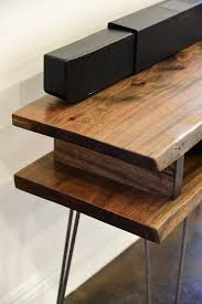 live edge tv stand. Interesting Stand Image 0 Throughout Live Edge Tv Stand Etsy