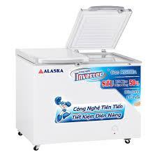 Tủ đông ALASKA 2 ngăn 350 lít FCA3600CI Inverter - Hàng Chính Hãng