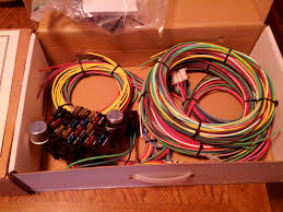 myprodjex got a new wiring harness from ez wiring today street slammer