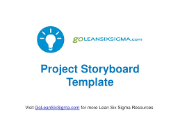 Ppt Project Storyboard Template Powerpoint Presentation Id 1644991