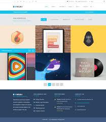Bonsai Web Design Bonsai Multi Purpose Html5 Template For Digital Agency