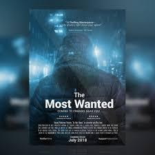 Movie Poster Mockup Psd File Premium Download