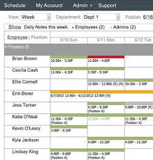 employee schedules templates online employee work schedule template shift scheduling template
