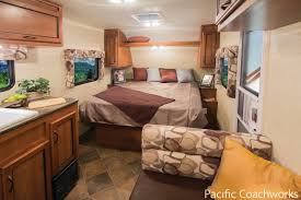 Few Compact Travel Trailers Are As Comfortable As The 2016 Pacific  Coachworks Mighty Lite. Travelers Enjoy Luxurious Amenities Like A 13.5 BTU  Air ...