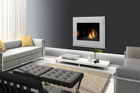 this modern model evolved from the most award winning gas fireplace series ever made the 6000 series artistic flames rise thru crushed glass