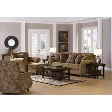 Living Room Chair With Ottoman Suffolk Living Room Sofa Loveseat Chair Ottoman 4426
